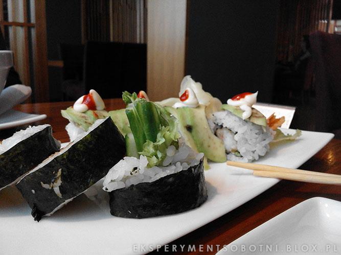 restaurant week, 2016, kaya sushi, kuchnia japońska,