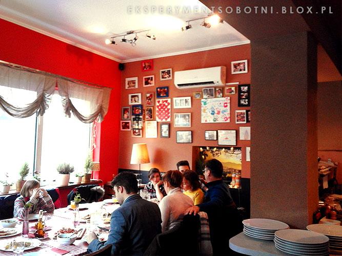 tratoria, restauracja, kuchnia włoska, kędzierzyn koźle,