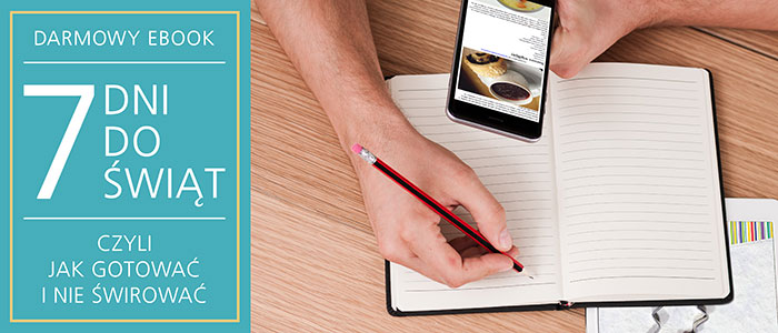 bezpłatny, ebook, przepisy, boże narodzenie, wigilia, menu,