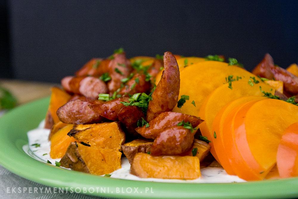 sharon, słodkie ziemniaki, jogurt grecki,