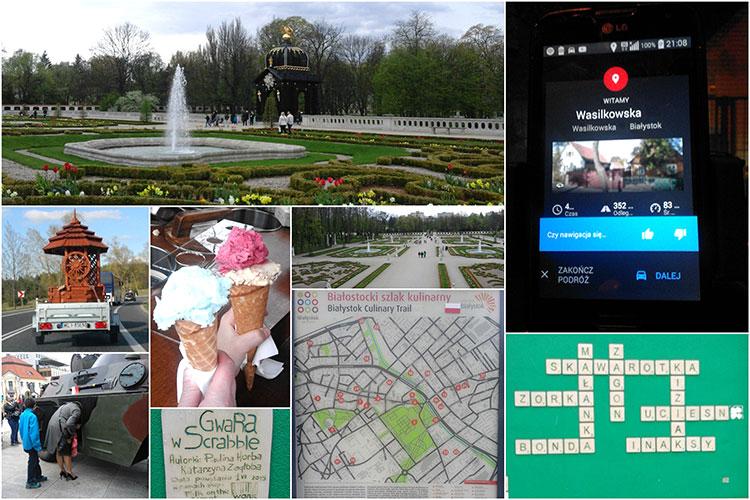 relaks, wolne, zwiedzanie, podróże, miasto, białystok, majówka,