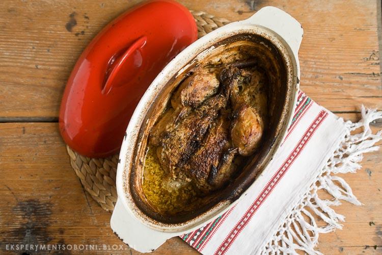 jamie oliver, drób, szałwia, skórka cytryny,