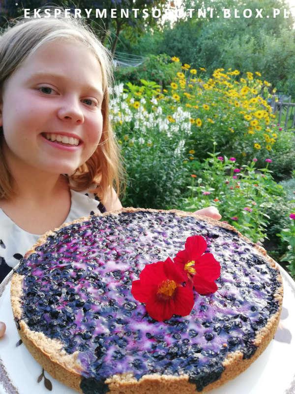 ciasto, kuchnia fińska, skandynawska, wypieki, słodkie, owoce,