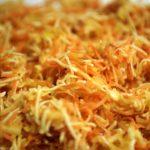 uleuli.pl, surówka, warzywa korzeniowe marchew, seler, pietruszka, do gęsiny,