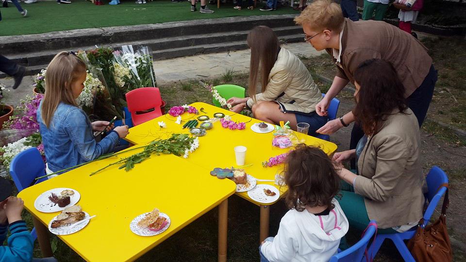 uleuli.pl, warsztaty, kreatywne, dla dzieci, plenerowe,